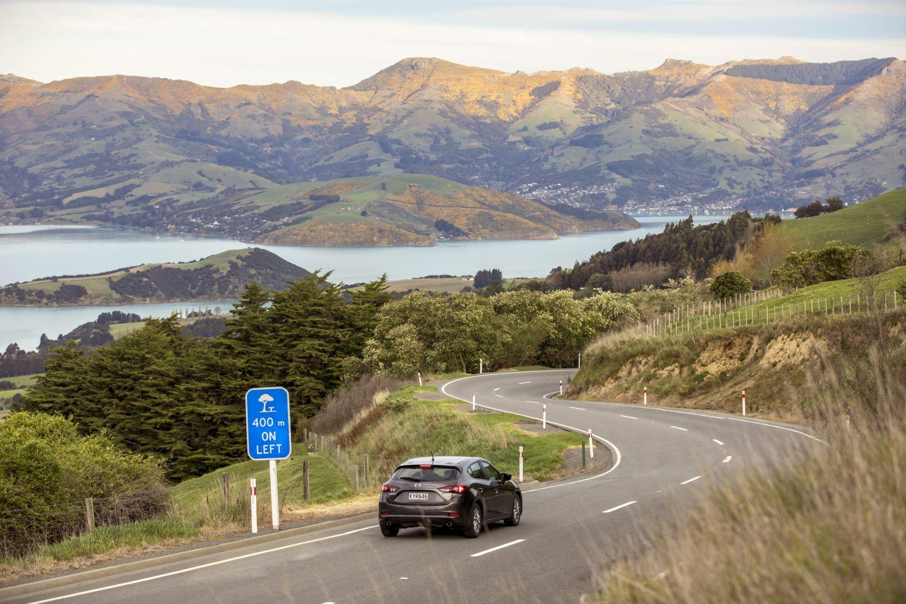 Self-drive-nueva zelanda